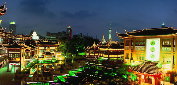 【联合发团】上海1日夜游 RJ上海