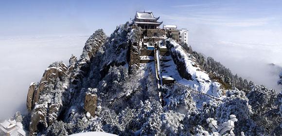 华山旅游线路示意图图片