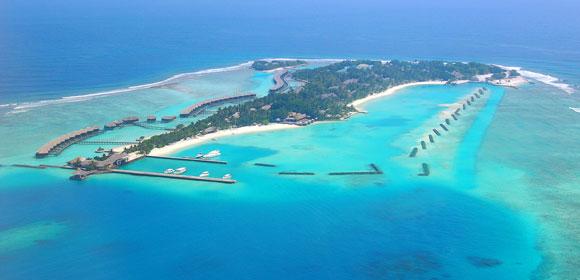 马尔代夫安娜塔纳吉哈瓦岛6天4晚自由行(港龙转机)