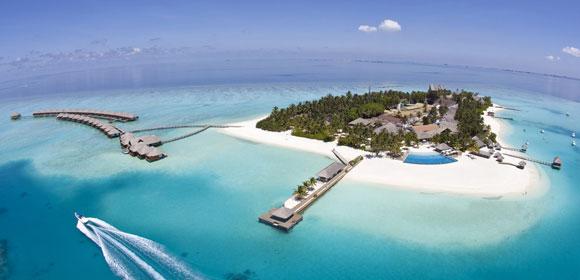 马尔代夫神仙珊瑚岛6天4晚自由行(美佳直飞)