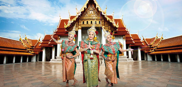 【国旅开班】 乐享泰国 曼谷+芭提雅5晚7天跟团游